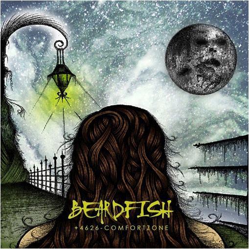 Beardfish - +4626-comfortzone (2014)